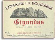 2010 Domaine La Bouissiere Gigondas