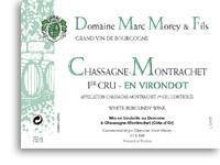 2014 Domaine Marc Morey Chassagne-Montrachet 1er Cru En Virondot