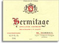 2004 Domaine Marc Sorrel Hermitage