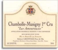 2005 Domaine Robert Groffier Pere & Fils Chambolle-Musigny Les Amoureuses