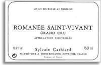 2007 Domaine Sylvain Cathiard & Fils Romanee-Saint-Vivant