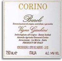 2007 Giovanni Corino Barolo Vigna Giachini