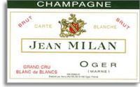 NV Jean Milan Oger Carte Blanche Grand Cru Blanc De Blancs Brut