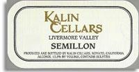 1999 Kalin Cellars Semillon Livermore Valley