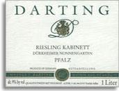 Vv Weingut Darting Durkheimer Nonnengarten Riesling Kabinett