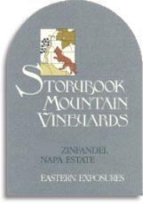 2002 Storybook Mountain Vineyards Zinfandel Eastern Exposures Napa Valley