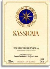 1988 Tenuta San Guido Sassicaia