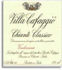 2010 Villa Cafaggio Chianti Classico