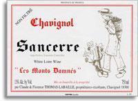 2010 Claude & Florence Thomas-Labaille Sancerre Chavignol Les Monts Damnes