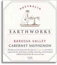 2011 Earthworks Wines Cabernet Sauvignon Barossa Valley