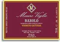 2010 Mauro Veglio Barolo Vigneto Gattera