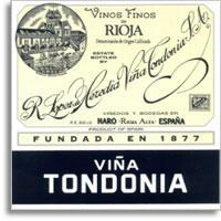2004 R. Lopez de Heredia Vina Tondonia Reserva Rioja