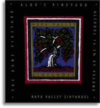 2006 Robert Biale Vineyards Zinfandel Aldo's Vineyard Oak Knoll District