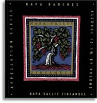 2002 Robert Biale Vineyards Zinfandel Napa Ranches Napa Valley