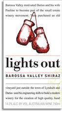 2010 Ross Estate Shiraz Lights Out Barossa Valley