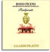 2010 Saladini Pilastri Rosso Piceno Vigna Piediprato