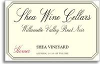 2007 Shea Wine Cellars Pinot Noir Shea Vineyard Homer Cuvee Willamette Valley