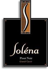 2012 Solena Estate Pinot Noir Grande Cuvee Willamette Valley