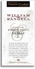 2010 Thorn-Clarke Wines William Randell Shiraz Barossa Valley