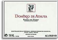 2010 Dominio De Atauta Ribera Del Duero