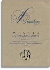 2003 Fattoria Di Felsina Chianti Classico Riserva Rancia
