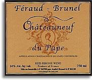 2007 Feraud Brunel Chateauneuf-du-Pape