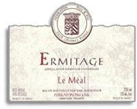 2010 Ferraton Pere Et Fils Ermitage Le Meal