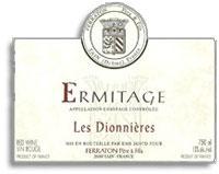2012 Ferraton Pere Et Fils Ermitage Les Dionnieres