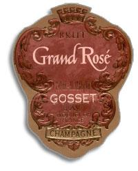 1990 Gosset Grand Rose Brut