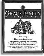 2008 Grace Family Vineyards Cabernet Sauvignon Napa Valley