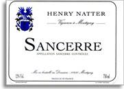 2010 Domaine Henry Natter Sancerre