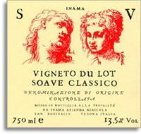 2010 Inama Soave Classico Vigneto Du Lot
