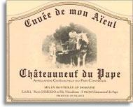2010 Jean Pierre Usseglio Chateauneuf-du-Pape Cuvee de Mon Aieul