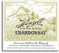 2011 Hanzell Vineyards Chardonnay Estate Sonoma Valley