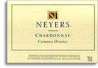 2012 Neyers Vineyards Chardonnay Carneros District