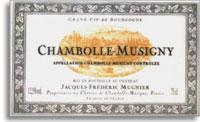 2011 Domaine Jacques-Frederic Mugnier Chambolle-Musigny