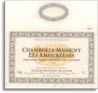 2012 Domaine Jacques-Frederic Mugnier Chambolle-Musigny Les Amoureuses