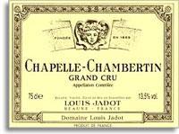 2009 Domaine/Maison Louis Jadot Chapelle-Chambertin