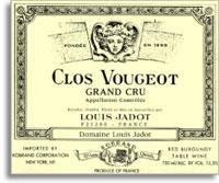 2009 Domaine/Maison Louis Jadot Clos Vougeot
