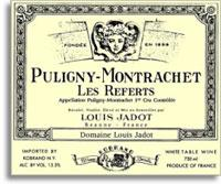 2011 Domaine/Maison Louis Jadot Puligny-Montrachet Les Referts