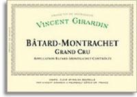 2007 Domaine/Maison Vincent Girardin Batard-Montrachet