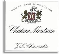 2000 Chateau Montrose Saint-Estephe (From Private Cellar)