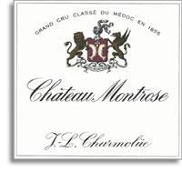 2004 Chateau Montrose Saint-Estephe