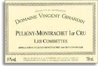 2010 Domaine/Maison Vincent Girardin Puligny-Montrachet Les Combettes
