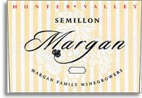 2010 Margan Family Winegrowers Semillon Hunter Valley