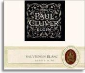 2010 Paul Cluver Estate Sauvignon Blanc Elgin