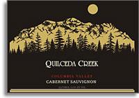 2013 Quilceda Creek Vintners Cabernet Sauvignon Columbia Valley