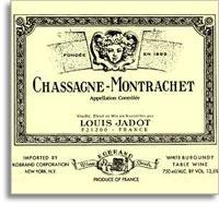 2012 Domaine/Maison Louis Jadot Chassagne-Montrachet