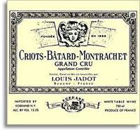 2012 Domaine/Maison Louis Jadot Criots-Batard-Montrachet