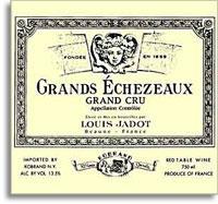 2011 Domaine/Maison Louis Jadot Grands-Echezeaux